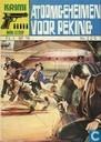 Comic Books - Krimi - Atoomgeheimen voor Peking