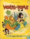 Comic Books - Mokie en Popie - Mokie en Popie... tegen Rode Vos
