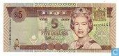 Fiji 5 Dollars