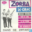 Zorba le Grec dans de Zirtaki