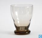 Glas / kristal - Kristalunie - Panacee Bowlglas fumi