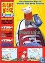 Strips - Suske en Wiske weekblad (tijdschrift) - 2000 nummer  12