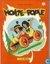 Comics - Mokie en Popie - Luxe-Album 1