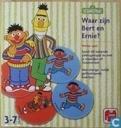 Waar zijn Bert en Ernie?