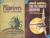 Boeken - Campbell, John W. - The Planeteers + The Ultimate Weapon