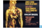 EO 00724 - Bond Classic Posters - Goldfinger (body)