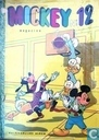 Comic Books - Mickey Magazine (tijdschrift) - Mickey Magazine album 12