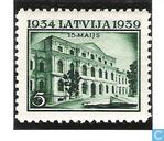 Gouvernement Ulmanis 1934-1939
