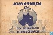 Bandes dessinées - Bim - Een ballontocht naar de middeleeuwen