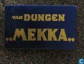 """Van Dungen """"Mekka"""" [blauw]"""