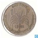 Guadeloupe 1 franc 1903