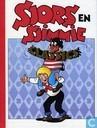 Strips - Sjors en Sjimmie - Sjors & Sjimmie als circusartiesten + Sjors & Sjimmie bij de indianen