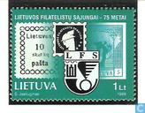75 ans de la société philatélique