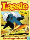 Strips - Lassie - De vliegende wolf