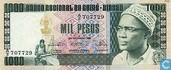 Guinée Bissau 1.000 Pesos 1978