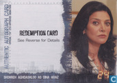 Shorreh Aghdashloo as Dina Araz
