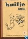Comics - Kuifje (Illustrierte) - Kuifje Omnibus 1