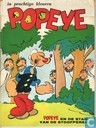 Comic Books - Popeye - Popeye en de stam van de Stoofperen