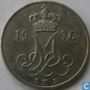 Denmark 10 øre 1976