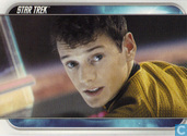 A young prodigy named Chekov