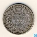 British-India ½ rupee 1933