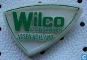 Wilco conserven Assen Holland [groen]