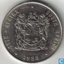 South Africa 1 rand 1988