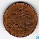 Barbados 1 cent 1978