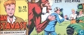Comic Books - Jan Stavast - Een overval