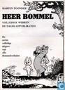 Heer Bommel volledige werken intekenformulier