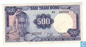 South Vietnam 500 dong