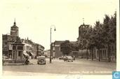 Enschede, Markt en Sint-Jacobuskerk