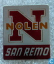 Nolen San Remo [rouge-orange]