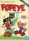 Popeye en Eenbeen de kaper