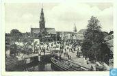 Overzicht Kaasmarkt - Alkmaar