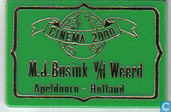 Cinema 2000 - Bussink / v.d. Weerd