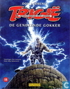 Comic Books - Trigan Empire, The - De genezende gokker