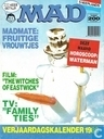 Comic Books - Mad - Vol.1 (magazine) (Dutch) - Nummer  200