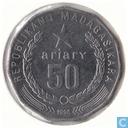 Madagascar 50 ariary 1996