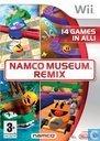 Jeux vidéos - Nintendo Wii - Namco Museum Remix