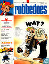 Comic Books - Robbedoes (magazine) - Robbedoes 1826