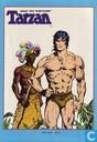 Strips - Tarzan - De zwarte adelaar