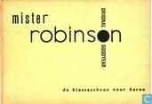 Comics - Robinson, Mister - Mister Robinson en de jacht op de linkerschoen