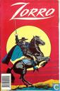 Strips - Zorro - De gemaskerde held van het volk kan maar op een manier aan de beul ontsnappen: door het sluiten van een pakt met de Duivel