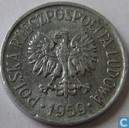 Pologne 5 groszy 1959