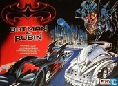 Batman & Robin Electric Racing Set