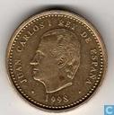 Spain 100 pesetas 1998