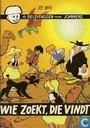 Comic Books - Jeremy and Frankie - Wie zoekt, die vindt