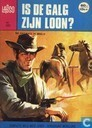 Comic Books - Lasso - Is de galg zijn loon?
