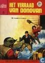 Comic Books - Lasso - Het verraad van Donovan